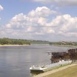 The Vistula River (Kazimierz Dolny)
